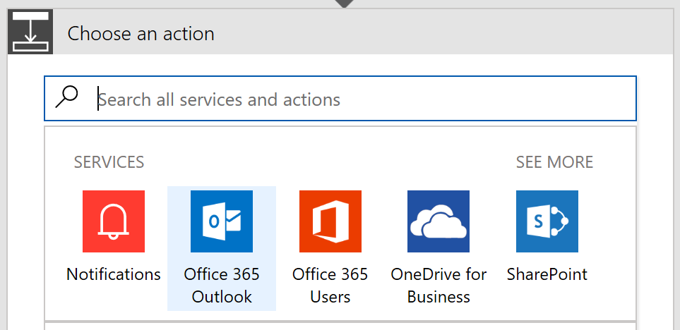 Create New Action In Microsoft Flow