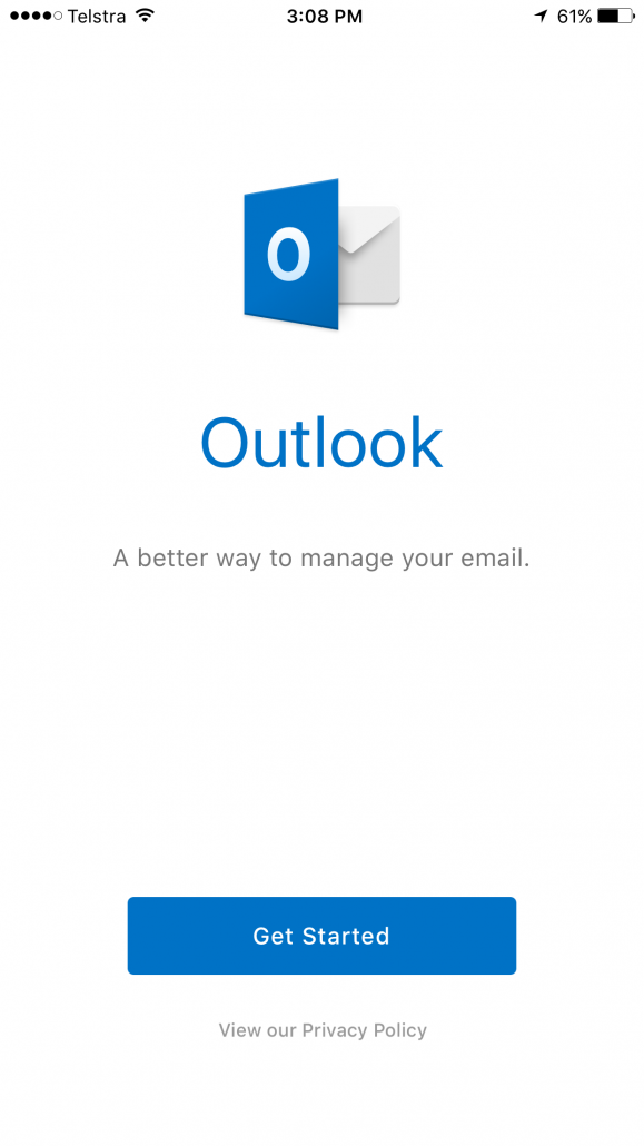Download Outlook For iOS