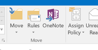 OneNote Icon Has Returned