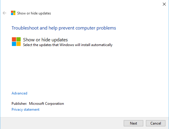 Prevent Windows From Installing Updates