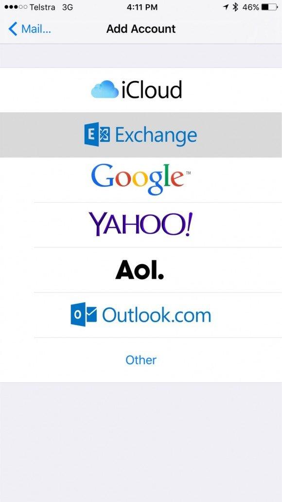 Tap Exchange Account